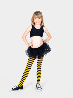 Child Tights with Stripes