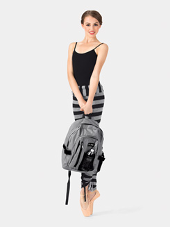 Dance Backpack With Front Mesh Pocket