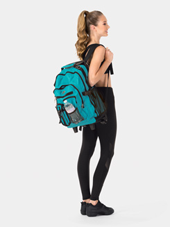 Wheeled Dancer Backpack