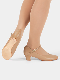 Jr. Footlight Child 1.5 Heel Character Shoe