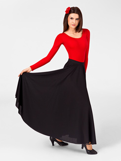 Triple Panel Praise Wear Skirt