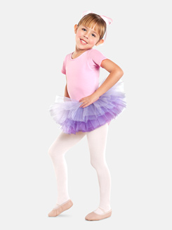 Girls Tri-Tone Sparkle Tutu