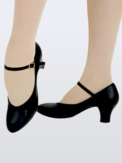 Student Footlight Adult 2 Heel Character Shoe