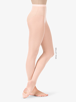 Womens Mesh Convertible Tights