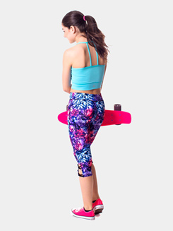 Teen Printed Capri Leggings