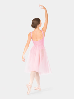 Adult 3-Layer Romantic length Tutu Skirt