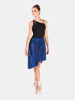 Adult Pull-On Hi-Lo Skirt