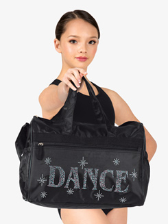 D-A-N-C-E Sparkle Dance Bag