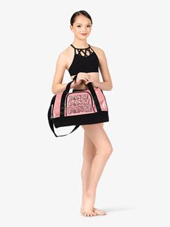 Shine Bright Shimmery Duffel Bag