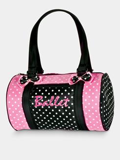 Dancin Dots Duffle Bag