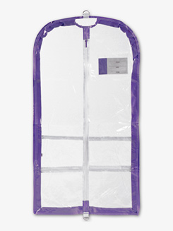 Clear Dance Garment Bag