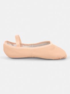Adult Premium Full Sole Leather Ballet Slipper