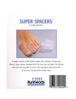 Super Spacers