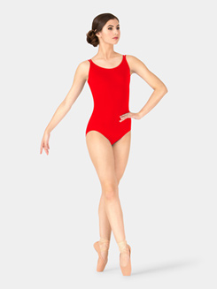 Womens Compression Camisole Leotard