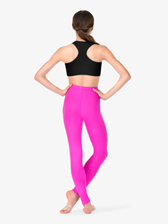 Womens SilkTech Team Dance Leggings