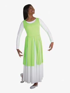 3b8ebdf0c Body Wrappers Adult Worship Convertible Shoulder Skirt Handkerchief Drape  Item: BW600