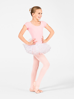 Child Sequin Trim Tutu