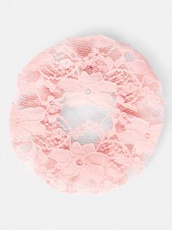 Lace Bun Cover