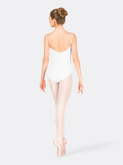 Adult Camisole V-Cut Back Dance Leotard