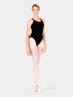 Adult Camisole Leotard with Double Strap