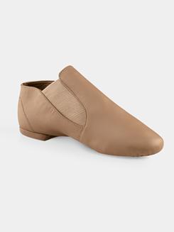 Unisex Slip On Jazz Boot