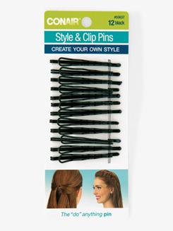 Dual Hair Pins