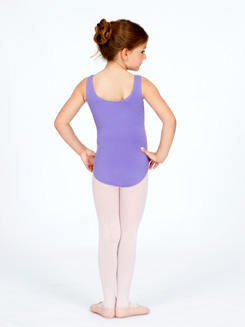 Child Scoop Neck Leotard