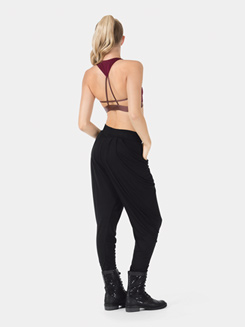 Adult Draped Ankle Pant