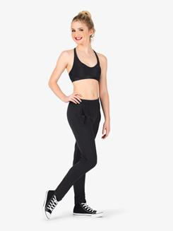 Womens Team Full Length Jogger Pants