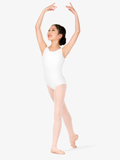 Girls Basic Tank Dance Leotard