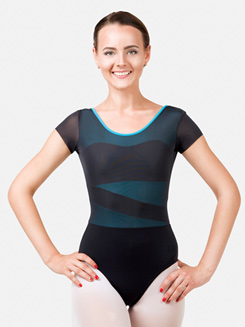 Adult Bolshoi Stars Collection Low Back Cap Sleeve Leotard