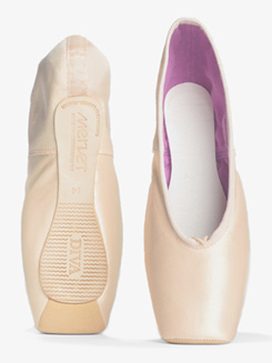 Womens Diva Satin Pointe Shoes