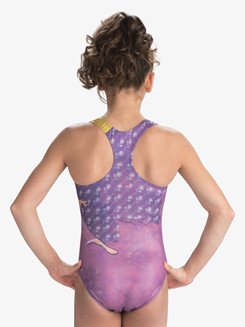 Girls Disney Rapunzels Rose Leotard