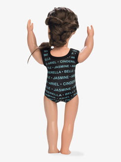 Disney Princess Plenty Doll Leotard