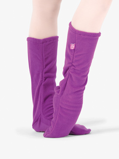 Fleece Warm-up Socks