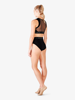 Ladies Teigan High Waist Logo Briefs