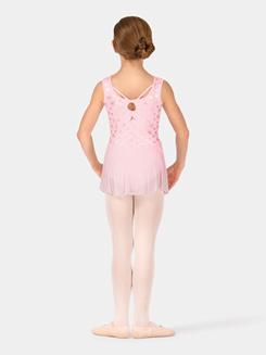 Child Tank Pinch Front Dance Dress