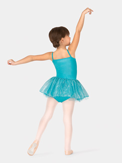 Child Camisole Sparkly Dance Dress