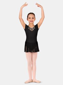 Child Short Sleeve Dress