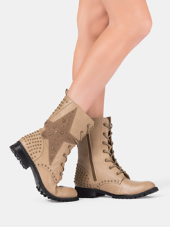Adult Star Combat Boot