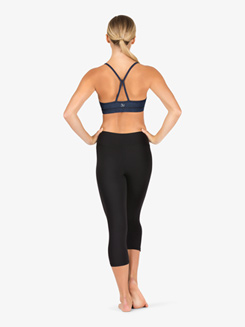 Womens Capri Yoga Leggings
