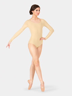 Adult Essential Long Sleeve Leotard