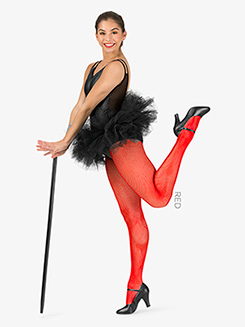 Womens Basic Fishnet Dance Tights