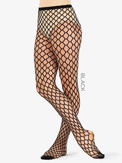 8a9e932e64c5b was $9.99, Leg Avenue Womens Dual Plaid Footed Fishnet Dance Tights