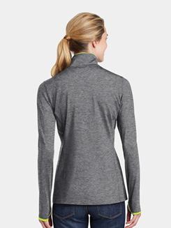 Women Full Zip Contrast Jacket
