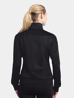 Women Sublimation Tricot Track Jacket