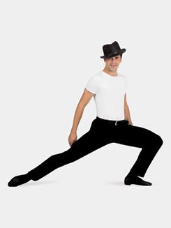 Mens Straight Leg Dance Slacks
