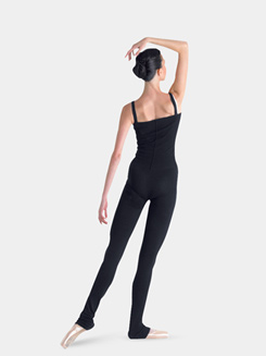 Adult Unisex Knit Body Warm-Up Overall