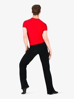 Mens Cotton Jazz Pants