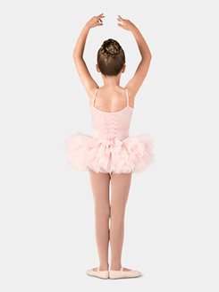 Girls Camisole Corset Tutu Dress